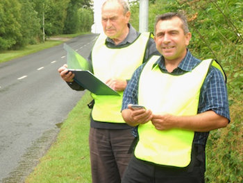 SpeedWatch In use
